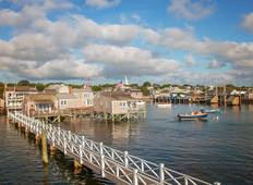 Boston, Cape Cod with Nantucket, and Whale Watch Tour