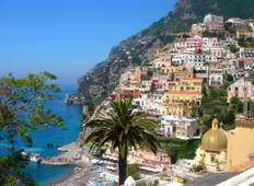 Amalfi Coast and Capri Island walk Tour