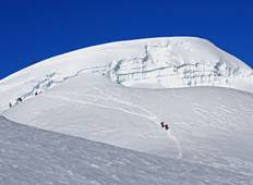 Mera Peak Climbing in Nepal  Tour