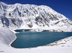 Tilicho Lake and Thorong la pass Trek 18 days Tour