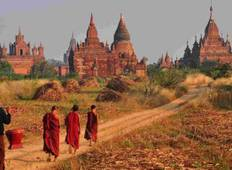 Experience Myanmar 9days/8nights Tour