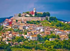 Trails of Istria Short Break Tour