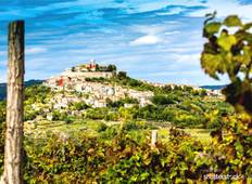 Trails and Wines of Istria Tour