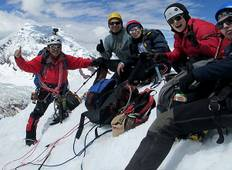 Ishinca Climbing (03 Days/02 Nights) SHARED GROUP Tour