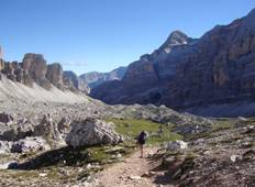 "Dolomites ""Alta Via\"" Hike Tour"