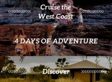 4 Day Exmouth to Broome Explorer : One-Way - Fully Accommodated Tour