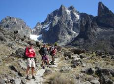 6 Days Mountain Trekking   - The Casual Thrill of Climbing Mount Kenya Tour