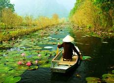 Ancient Indochina Tour