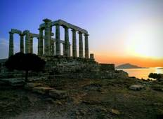 Athens, Santorini and Folegandros Tour