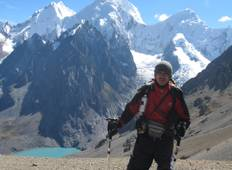Huayhuash full circuit Trek Tour