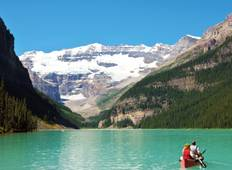 Canada Rockies - Lodge Twin Tour