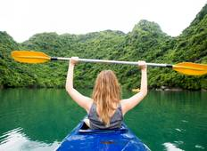 6 Days: Boating, Monkey Island, Swimming, Kayaking, Lan Ha Bay Tour
