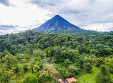 Arenal Highlights 2 Nights / 3 Days Adventure Package Tour