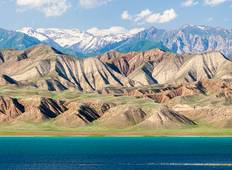 Silk Route between Bishkek and Dushanbe Tour