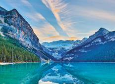 Magnificent Canadian Rockies & Alaskan Cruise Tour
