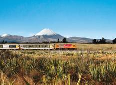 Wellington to Auckland Excursion (with Northern Explorer Train) - 3 Days Tour