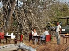 4 Day Tanzania Selous Game Reserve Flying Package Tour