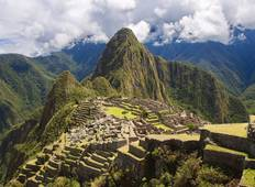Salcantay Trek To MACHU PICCHU 5D/4N Tour