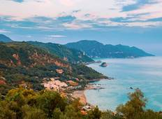 Walking the Corfu Trail (South) Tour