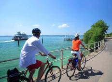 Self Guided Lake Constance by Bike Tour