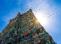 South Indian Images (from Bangalore to Mamallapuram) Tour