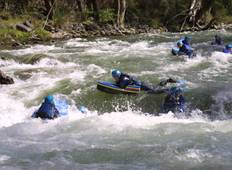 Family Pyrenees Multi-Activity Adventure Tour