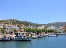 Greek Cruise and Island Walking Tour