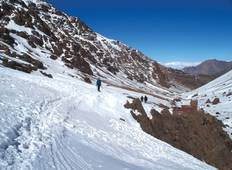 Winter Toubkal Trek (2019) Tour