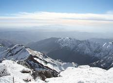 Winter Toubkal Trek Tour