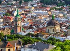 Highlights of Poland with Lviv and Kyiv Tour