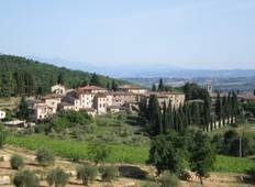 Southern Tuscany Walking and Wine Tour