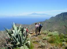 Hiking on La Gomera and Tenerife (2019) Tour