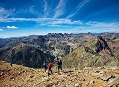Walking in the Andorran Pyrenees Tour