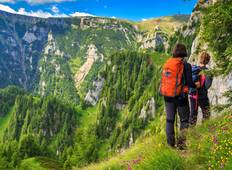 Walking Romania - Transylvanian Alps Trek Tour