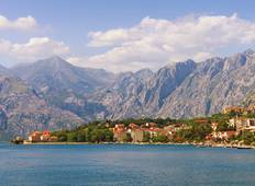 Walking Montenegro and the Croatian Islands Tour
