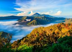 On Foot in Java and Bali Tour