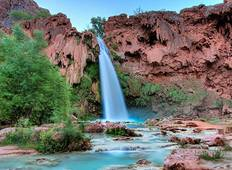 Havasu Falls Backpacking Trip  Tour