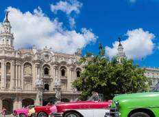 Cuban Delights - 8 days Tour