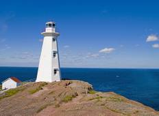 Wonders of Newfoundland featuring Lighthouses, Iceburg Alley, & Gros Morne (St. John\'s, NL to Corner Brook, Newfou) Tour