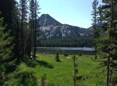 Oregon\'s Elkhorn Crest- The Ultimate Backpack Trip Tour