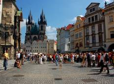 Prague to Budapest Tour