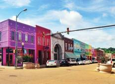 The Deep South Cities of Memphis To New Orleans Tour
