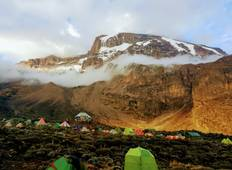 Kilimanjaro Climb Rongai Route 7 days Tour