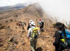 Kilimanjaro Climb Machame Route 7 Days Tour