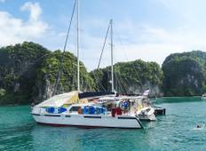 Phuket Sailing Adventure (7 destinations) Tour