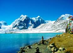 Enchanting Himalayas with Taj Mahal Tour
