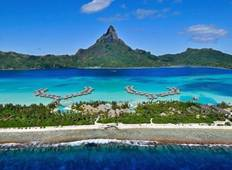 Tahiti French Polynesia Bora Bora 7 Days Tour