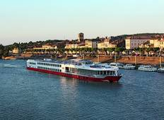 8-days Lyon-Chalon-Arles-Lyon Tour