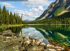 Contrasts of Canada With Prestige Via Rail 2019 Tour