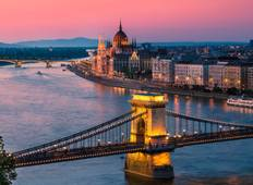 The Danube Flow (Budapest to Regensburg, 2019) Tour